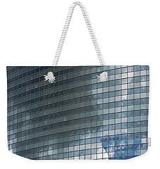 Ominous Reflection Weekender Tote Bag
