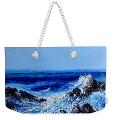 Keanae Point  Weekender Tote Bag