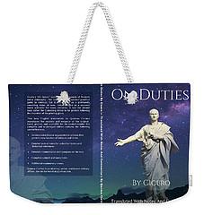 On Duties  Weekender Tote Bag
