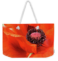 On The Fringe Weekender Tote Bag