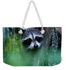 On Watch Weekender Tote Bag