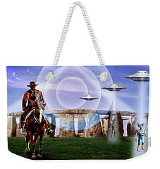 Once Upon A Time . . .  Weekender Tote Bag