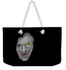 One Eye T-shirt Weekender Tote Bag