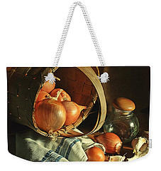 Onionart Weekender Tote Bag