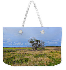 Open Fields Weekender Tote Bag