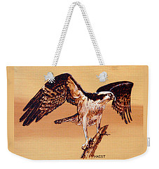 Osprey Weekender Tote Bag by Ron Haist