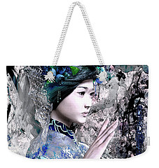 Our Lady Of China 7 Weekender Tote Bag