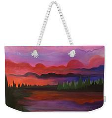 Our Spot Weekender Tote Bag