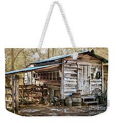 Outbuilding Weekender Tote Bag