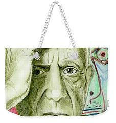 Pablo Piccaso Weekender Tote Bag