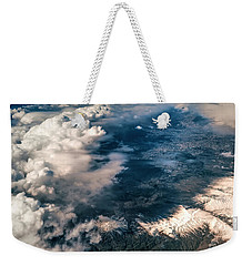 Painted Earth II Weekender Tote Bag