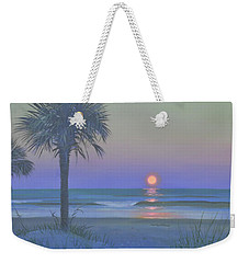 Palmetto Moon Weekender Tote Bag by Blue Sky