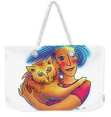 Pals Weekender Tote Bag