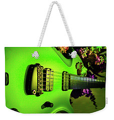 Parker Fly Guitar Hover Series Weekender Tote Bag