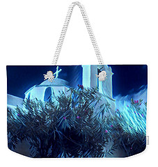 Paros Island Beauty Greece  Weekender Tote Bag by Colette V Hera Guggenheim