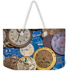 Parts Weekender Tote Bag