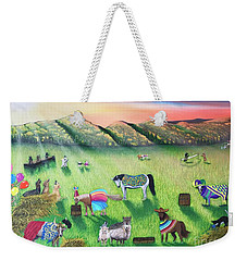 Party Animals Weekender Tote Bag