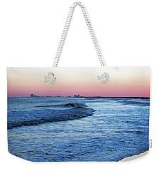 Pastel Sunset Weekender Tote Bag