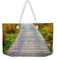 Pathway Home Weekender Tote Bag