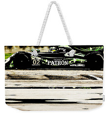 Patron Weekender Tote Bag by Michael Nowotny