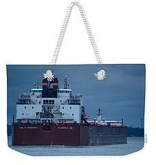 Paul R. Tregurtha Weekender Tote Bag