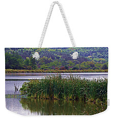 Peace Be Still Weekender Tote Bag