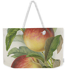 Peaches Weekender Tote Bag