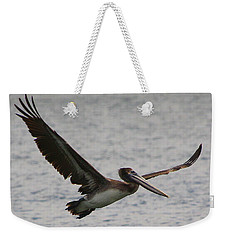 Pelican In Flight Weekender Tote Bag