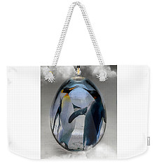 Penguin Art Weekender Tote Bag