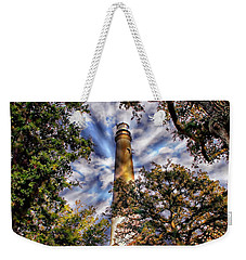 Pensacola Lighthouse Weekender Tote Bag