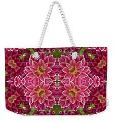 Perennial Garden Art Weekender Tote Bag