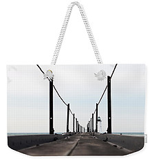 Lighthouse Perspective Weekender Tote Bag