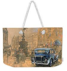 Phantom In Piccadilly  Weekender Tote Bag