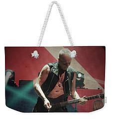 Phil Collen Weekender Tote Bag