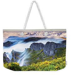Pico Arieiro Weekender Tote Bag