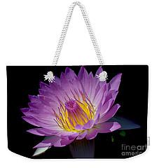 Pink Sapphire Weekender Tote Bag