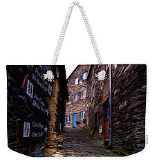 Piodao - Portugal Weekender Tote Bag by Edgar Laureano
