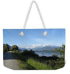 Pitt River Weekender Tote Bag