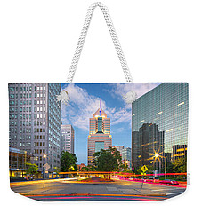 Pittsburgh 16 Weekender Tote Bag by Emmanuel Panagiotakis