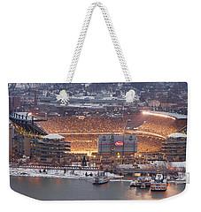 Pittsburgh 4 Weekender Tote Bag by Emmanuel Panagiotakis
