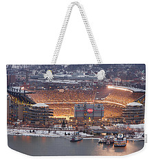 The House Of Steel  Weekender Tote Bag