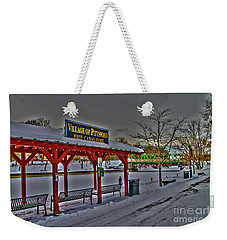 Pittsford Canal Park Weekender Tote Bag