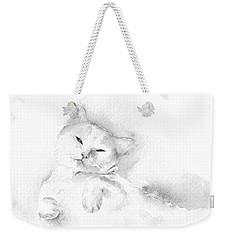 Playful Cat II Weekender Tote Bag