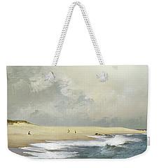 Plum Island Sky Weekender Tote Bag