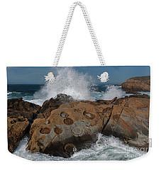 Point Lobos' Concretions Weekender Tote Bag