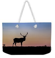 Point Reyes Elk Weekender Tote Bag