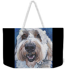 Polish Lowland Sheepdog Weekender Tote Bag