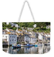 Polperro, Cornwall Weekender Tote Bag by Hazy Apple