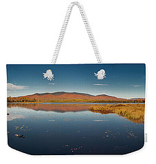 Pondicherry Wildlife Refuge Weekender Tote Bag