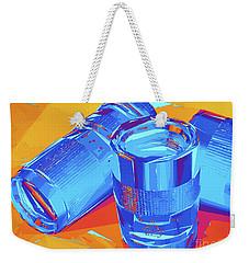 Pop Art Camera Lenses Weekender Tote Bag